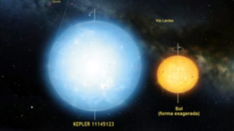 Esse é o objeto mais esférico do Universo que já foi estudado