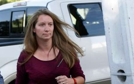 Natalia Compagnon concurrió a Fiscalía tras presentar apelación para salir del país