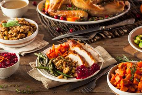 Qué lleva una cene de Thanksgiving Day
