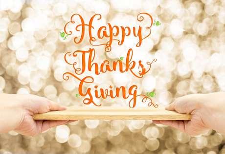 Cosas que se hacen en Thanksgiving