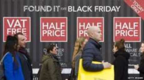 Consolidação - e exportação - da Black Friday se deu neste milênio