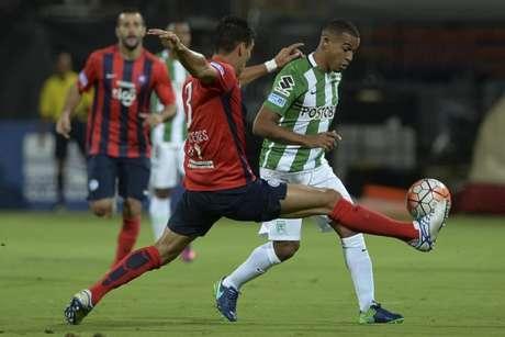 Atlético Nacional e Chapecoense fazem decisão da Sul-Americana (foto: divulgação/ twitter)