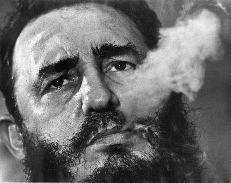 Fidel Castro fue un Leo muy famoso y pasó a la historia.