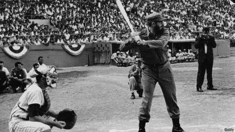 Paixão de Fidel por beisebol era conhecida