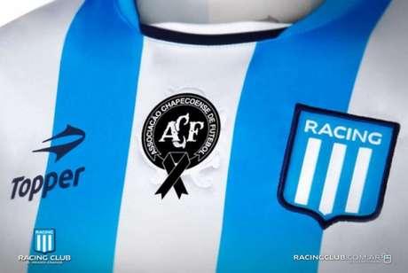 Racing e Huracán usarão escudo da Chapecoense em camisa no Argentino