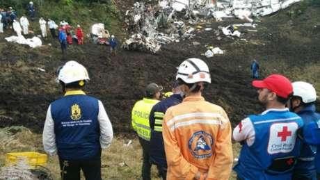 Governador de SC lamenta tragédia envolvendo time da Chapecoense