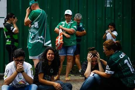 Estrellas del fútbol lamentaron tragedia aérea en Colombia