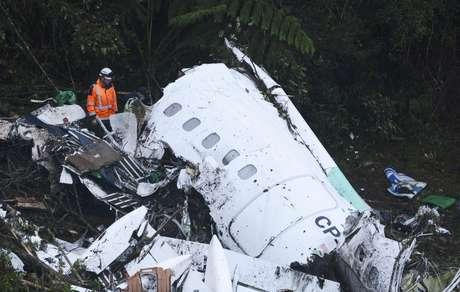 Desaparece avión que transportaba al Chapecoense de Brasil hacia Colombia