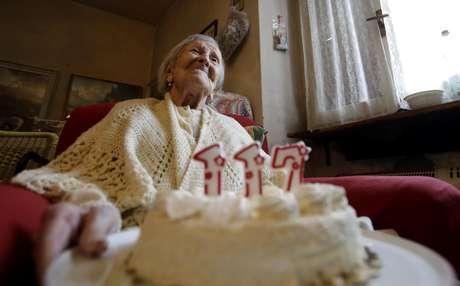 El secreto para vivir más de 100 años
