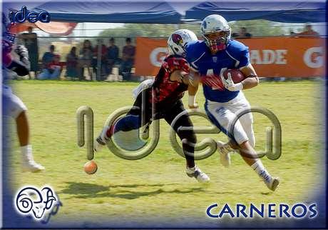 SEMIFINAL: Carneros 21-6 Cardinals / Conf. IV