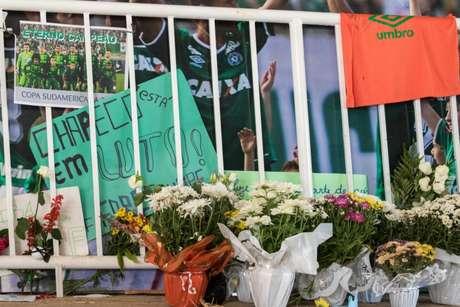 Velório coletivo das vítimas do avião da Chape será neste sábado