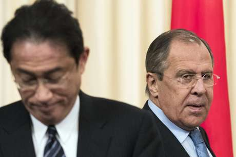 Rusia y Japón mantienen disputa por islas en el Pacífico