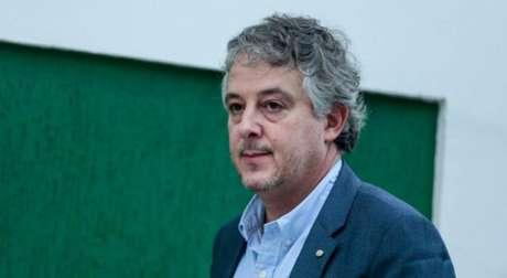 Paulo Nobre se despedirá do Palmeiras e deixará os cofres cheios (Foto: Ale Cabral/AGIF)