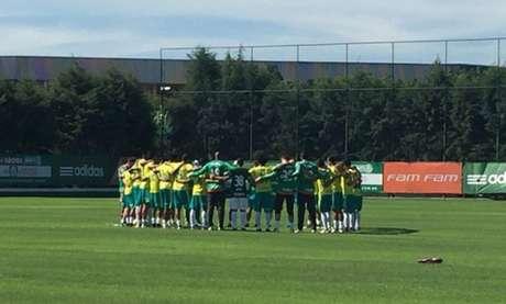 Gabriel Jesus revela que não joga mais pelo Palmeiras em 2016