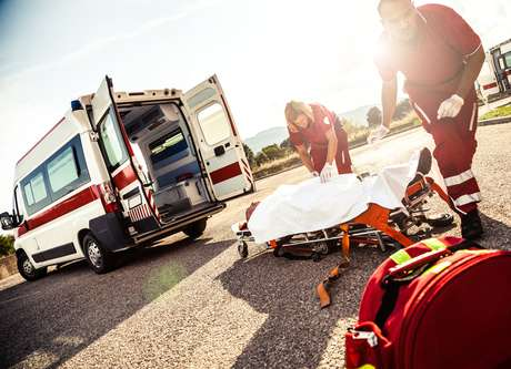 Un niño fue arrollado por una SUV y se salvó de milagro