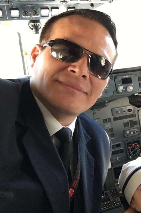 Miguel Quiroga, sócio e piloto da Lamia, comandava o avião com o time da Chapecoense