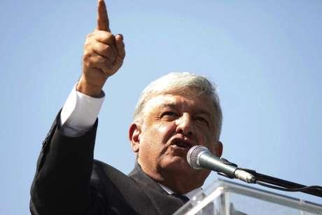 Ándres Manuel López Obrador