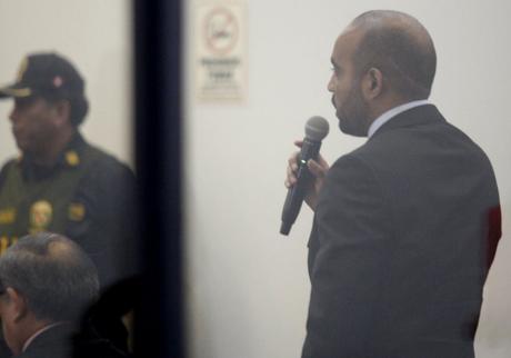 Dictan 35 años de cárcel para Gerson Gálvez alias