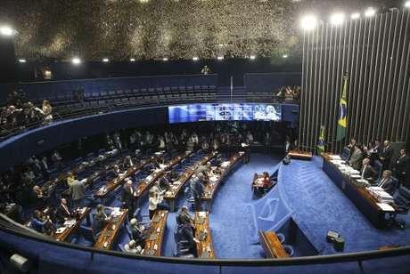 Renan tirou da pauta do plenário do Senado o projeto que trata do abuso de autoridade