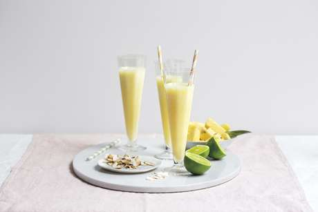 SMOOTHIE DE PIÑA COLADA SIMPLY 100