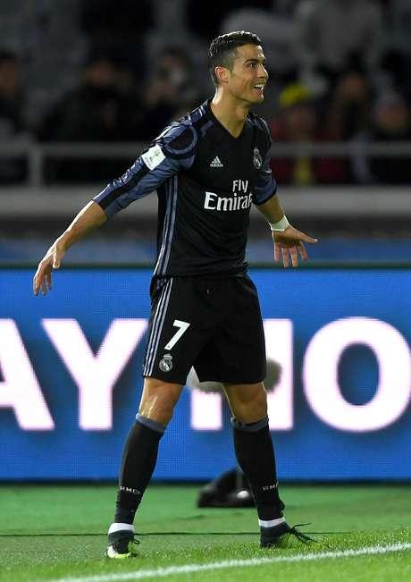 Cristiano Ronaldo deixou o dele nos acréscimos do segundo tempo