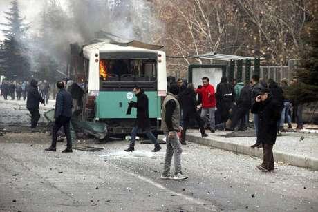 Atentado en Turquía: hay 13 muertos y 55 heridos