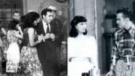 'O primeiro beijo precisou de autorização do meu marido', disse Vida Alves em depoimento ao programa 'Witness', do serviço mundial da BBC