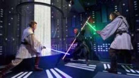 Jediísmo prega o poder da 'Força' e da mitologia dos cavaleiros de Jedi