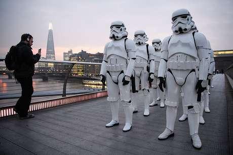 Los warsies esperan con ansias la llegada de la nueva entrega de la saga 'Star Wars'.