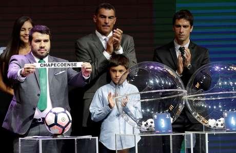 Chapecoense entra diretamente na fase de grupos da Libertadores
