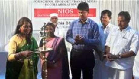 Kalki Subrahmaniam disse que a abertura da escola marcou um 'dia histórico'