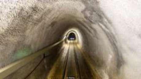 A mina de sal em Hallstatt existe desde o tempo dos celtas e pode abrigar nossos segredos milênios por vir