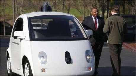 Os carros sem motoristas são uma aposta de várias empresas de tecnologia