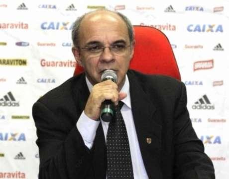 Presidente do Flamengo vai conceder entrevista nesta terça-feira (Foto: Gilvan de Souza/Flamengo)