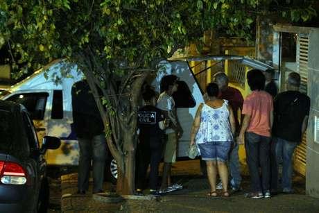 Doze pessoas da mesma família foram assassinadas durante festa de Réveillon em Campinas.