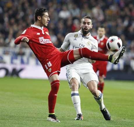 Sevilla vs Real Madrid, octavos de final de la Copa del Rey