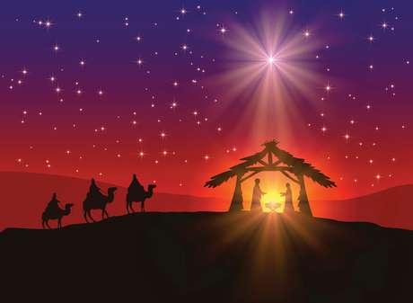 Os Três Reis Magos foram os primeiros a visitar o menino Jesus