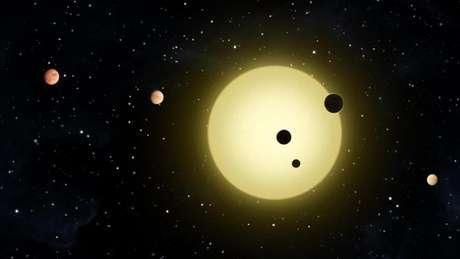 Milhares de exoplanetas já foram descobertos