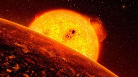 O CoRoT 7b provou que existem outros planetas semelhantes à Terra