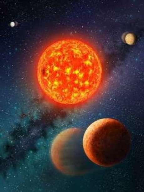 O Kepler-138b foi o primeiro exoplaneta menor que a Terra encontrado