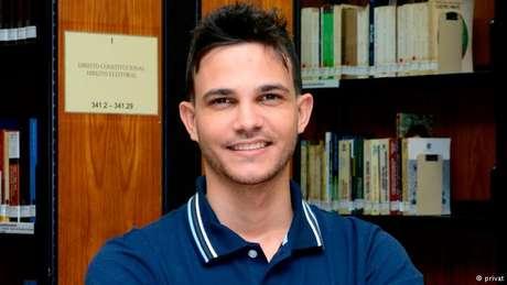 Wemerson está entre os 50 finalistas do Global Teacher Prize