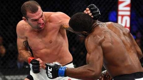 Mauricio Shogun vem de duas vitórias consecutivas no octógono mais famoso do mundo (FOTO: UFC)