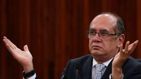 O ministro do STF, Gilmar Mendes, causou polêmica por declarações relativizando o pagamento de caixa 2 no financiamento de campanhas