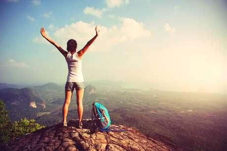 Busque refúgio no caráter, na consciência e no crescimento espiritual