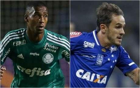 Matheus Sales e Lucas negociam com o Flu (Foto: ARTE LANCE!)
