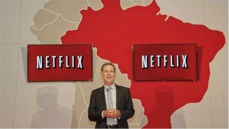 Netflix opera no Brasil desde 2011