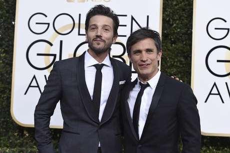 Gael García Bernal y Diego Luna, una amistad de años presente en los Golden Globe