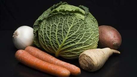 Cenouras fazem bem para a vista, mas outros legumes e verduras também