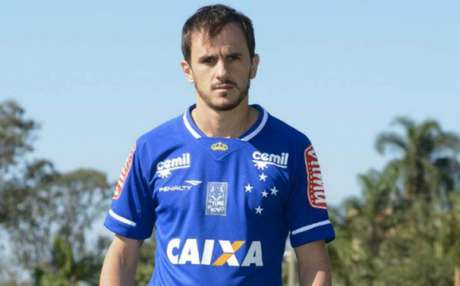 Lucas está de volta ao Rio de Janeiro para atuar no Fluminense (Foto: Washington Alves/Cruzeiro)