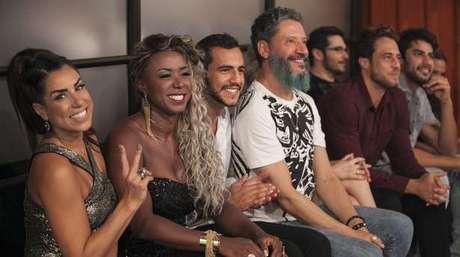 Participantes do 'BBB16' na final do programa (Foto: Divulgação/TV Globo)